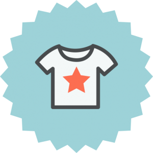 Clothing symbol