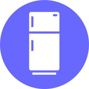 Refrigerators symbol