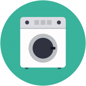 Washing machines symbol