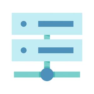 Web Hosting & Domain Registration symbol